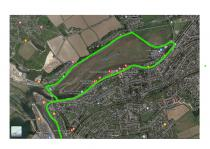 Hayle route - Copperhouse | Step Out for Cornwall Hospice